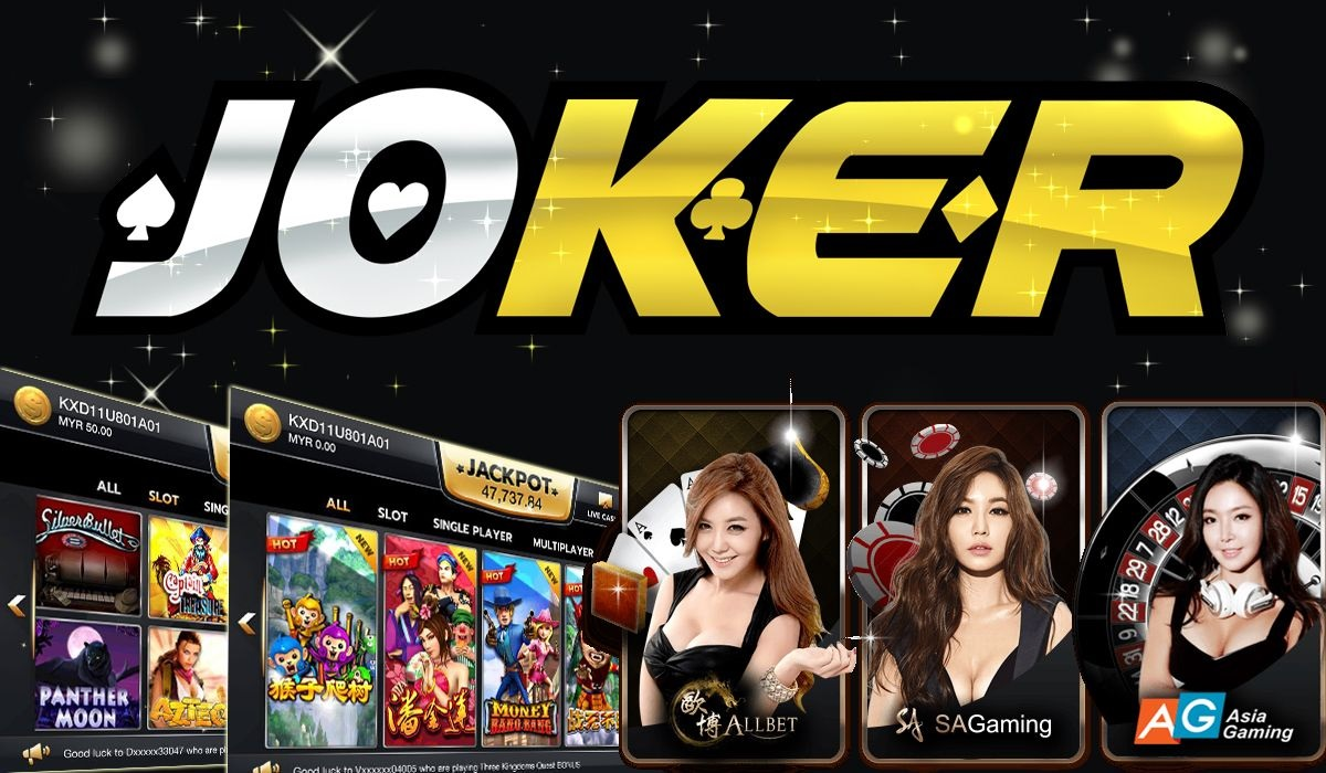 Get The Chance To Know More About Alternatif Joker123 | Black Casino And  The Ghost